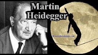 Martin Heidegger : A Filosofia na Corda Bamba