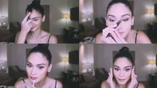 Pageant Look Makeup Tutorial with Miss Universe 2015, Pia Wurtzbach