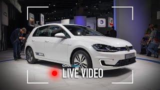 Volkswagen e-Golf restyling | Salone di Los Angeles 2016