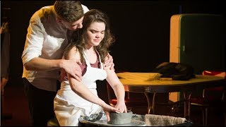 Ghost the Musical Live- Unchained Melody and Life Turns on a Dime