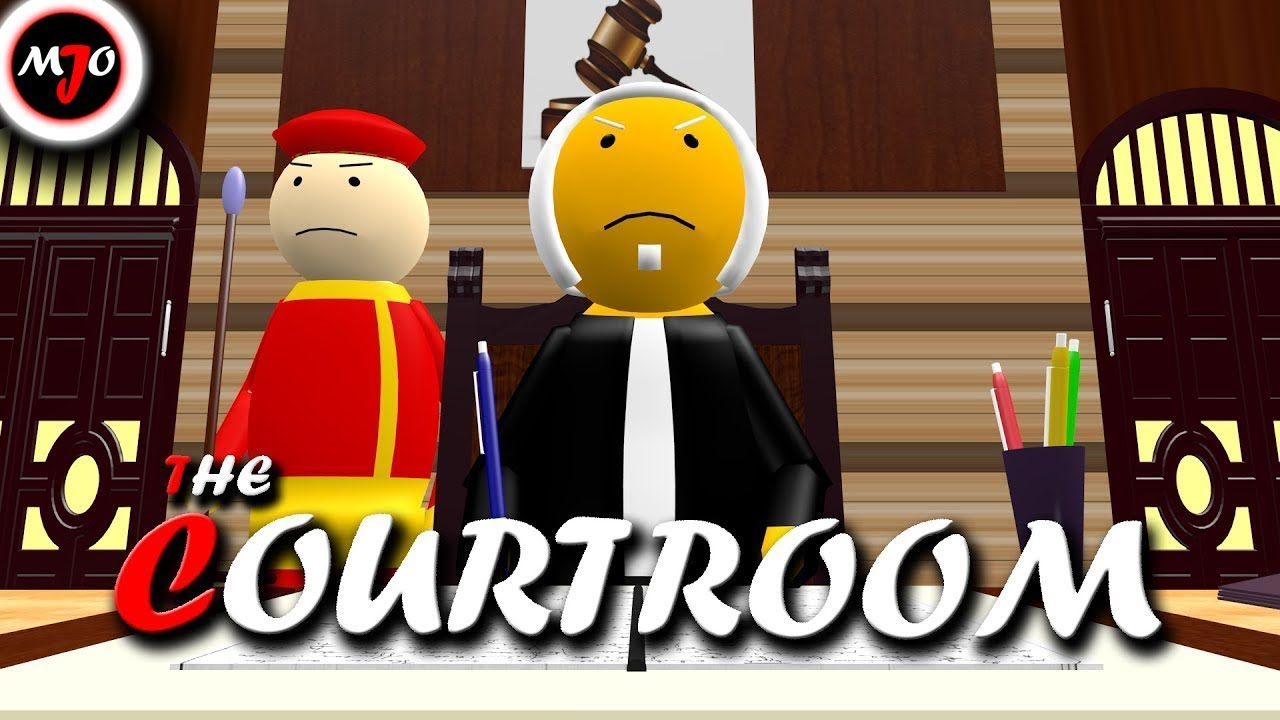 MAKE JOKE OF ||MJO|| - THE COURTROOM