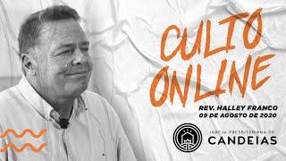 Culto Online | Especial de Dia dos Pais - 09 de agosto de 2020 - 17h