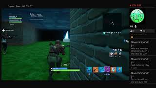 Fortnite sqaud's (trying to get a win)
