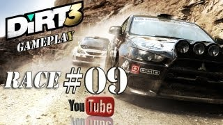 DIRT 3 GamePlay #09 2013 - Max Settings AMD A10 X4 5800k
