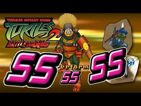 TMNT 2: Battle Nexus - Все Гонки на SS (Эпизод 10)