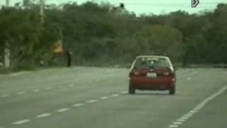 xma 13dic08 Mitsubishi Lancer vs Nissan GSR