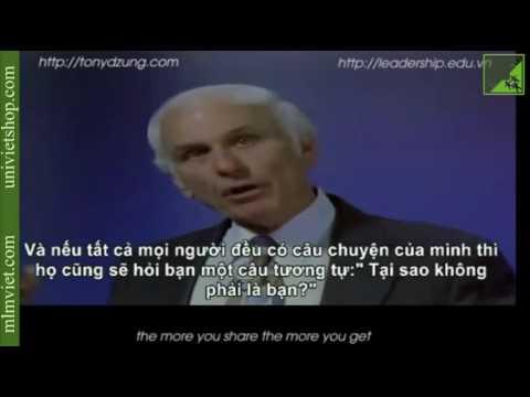 Bốn câu hỏi của Jim Rohn