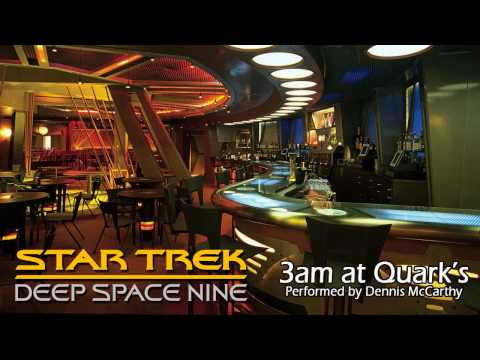 Deep Space Nine - Main Theme for Solo Piano (After 3:00am at Quark's)