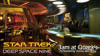 Deep Space Nine - Main Theme for Solo Piano (After 3:00am at Quark