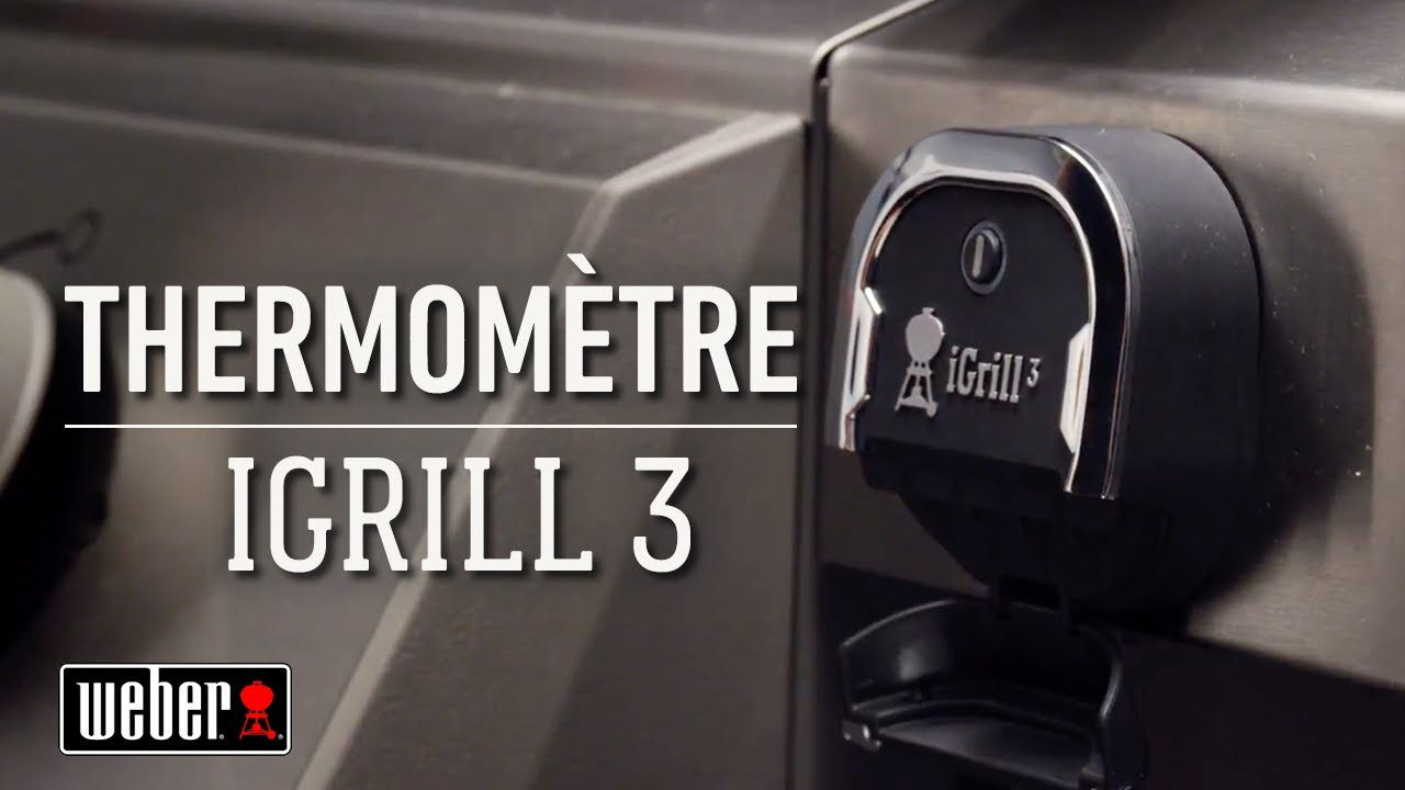 thermom tre connect igrill 3 youtube. Black Bedroom Furniture Sets. Home Design Ideas