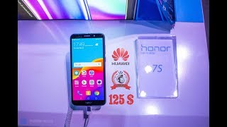 هواوي تطلق هاتف Honor 7S مع شاشة طويلة وسعر لا يتجاوز 125 دولارا وهاتف miezu m6t المنافس  .
