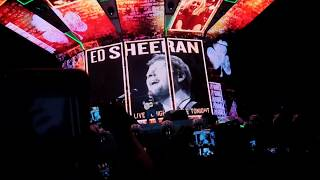 Ed Sheeran, Galway Girl, Buenos Aires, Argentina 2019 HD Completo