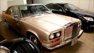 Park Ward Motors Rolls Royce cars
