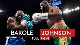 FULL FIGHT! Martin Bakole vs Kevin Johnson
