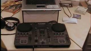 m audio torq xponent ultramixer dj software