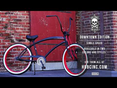 SkullxBones® Downtown Edition By HBBC