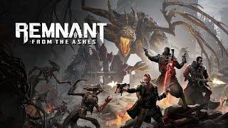 Remnant From The Ashes Новая игра смотрим щупаем.