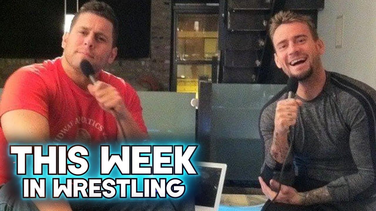 this-week-in-wrestling-cm-punk-appears-on-colt-cabana-s-art-of-wrestling-podcast-november-26th