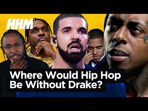DJ MoonDawg - Where would these artists be if Drake never existed. His Impact in Hip-Hop