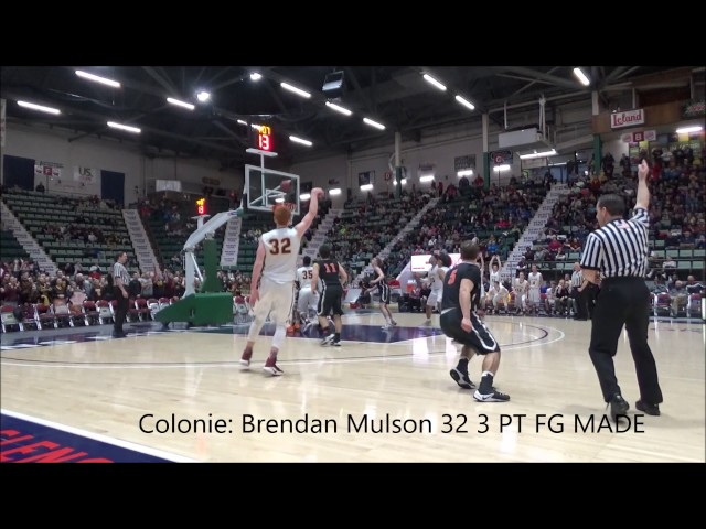 Game Highlights Boys' Varsity: Bethlehem vs Colonie