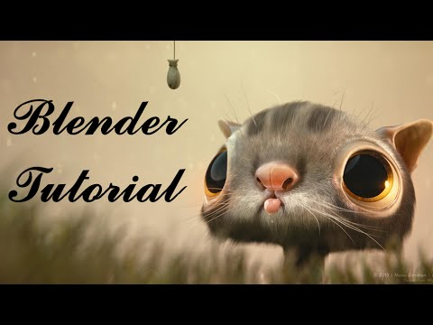 Tutorial Blender [3/3]