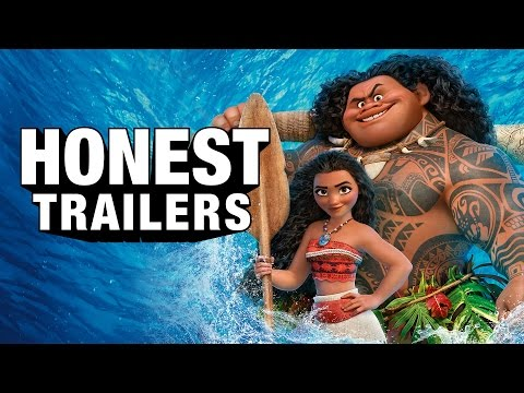 Thumbnail: Honest Trailers - Moana