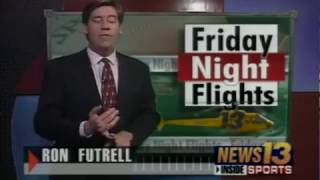 Ron Futrell NBA Lockout Sportscast 1998