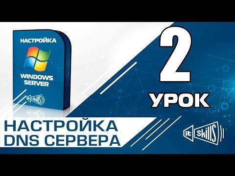 Установка и настройка DNS сервера в Windows Server 2008 R2