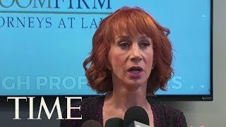 Kathy Griffin Says Trump Family Ruined Her Life Over Controversial Photo | TIME