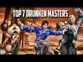 Top 7 Drunken Masters in Fighting Games