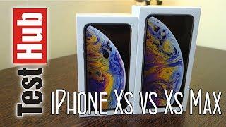 iPhone Xs Max vs iPhone Xs - warto czy nie warto wydać 7219 PLN?