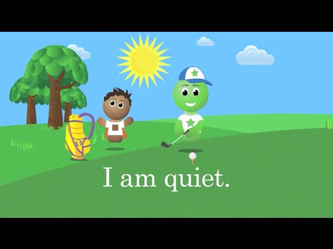 Am Song - Sight Word Song Music Video
