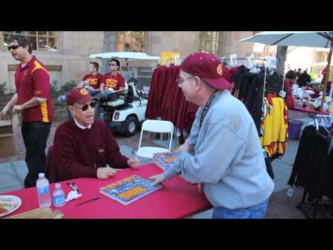 Dean's 40th USC Homecoming