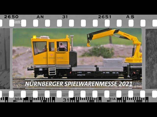 Viessmann, Kibri, Vollmer - Neuheiten der Nürnberger Spielwarenmesse 21 | Eisenbahn-Romantik