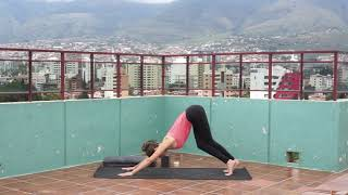 50 Minute Vinyasa: Cochabamba, Bolivia | A.G.A.P.E. Wellness