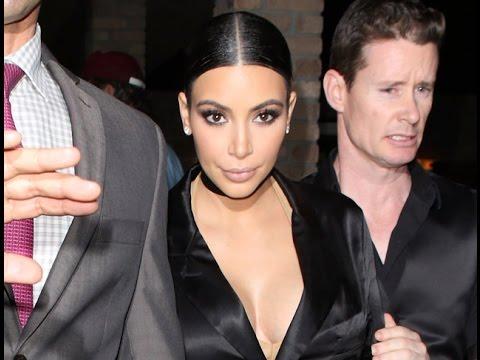 Kim Kardashian Stays Mum On Sister Kourtney's Well-Being