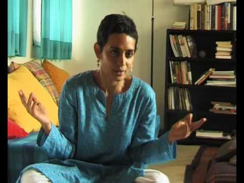 Drowned Out : DVD : Arundhati Roy Interview