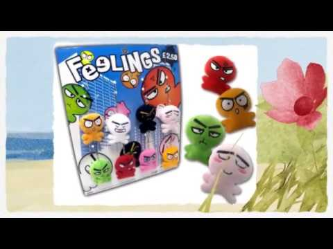 Buy Cheap UK Wholesale Feelings Feeling Plush Soft Toy Characters Toys Charms