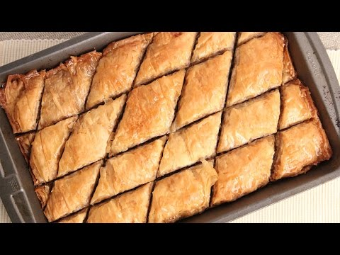 Baklava Recipe | Episode 1030