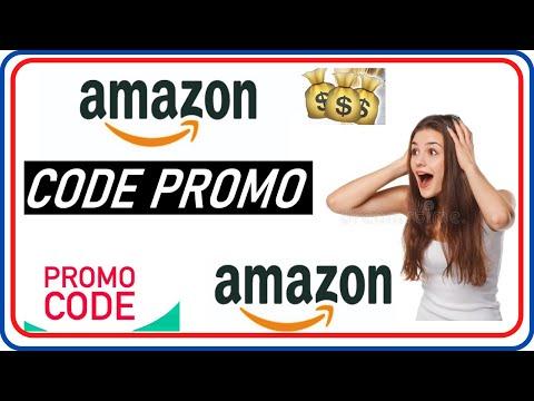 PROMO CODE AMAZON- CODE PROMO AMAZON GRATUIT EN 2020