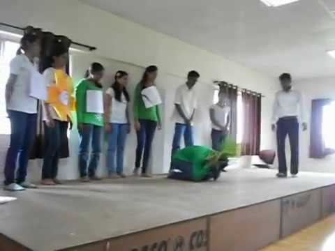 street play on save trees and environment