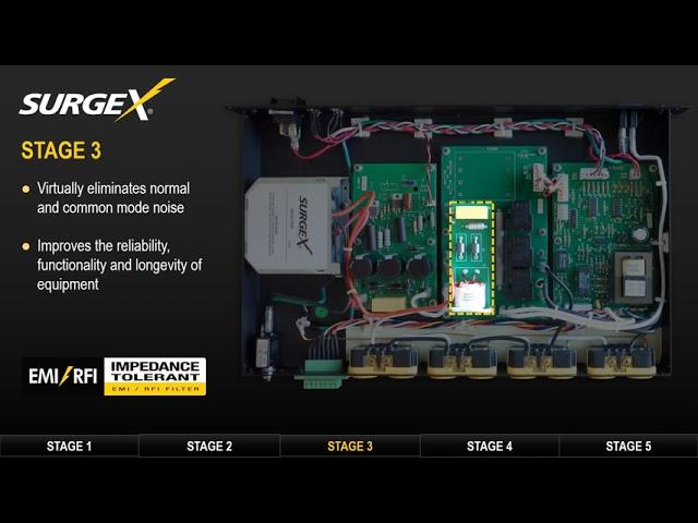 SurgeX 360 of Protection Presentation v1 2