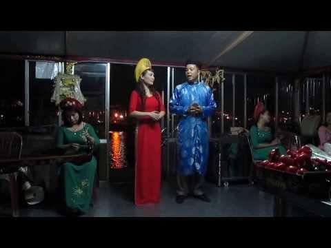Ca Huế trên Sông Hương- những câu hò đối đáp