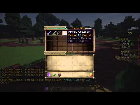 video:Minecraft Server Setup Camp
