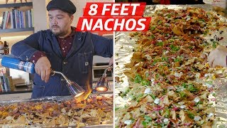 How to Make Perfect Nachos for 100 People - You Can Do This!