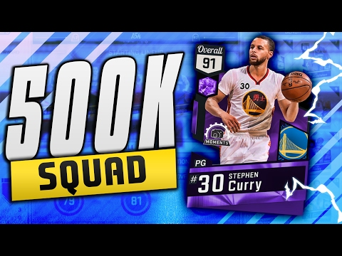 BEST 500K SQUAD POSSIBLE! Ft. Amethyst...