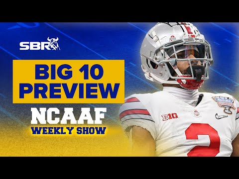 Big 10 Conference Football Preview and Predictions 🏈