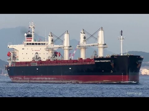 OCEAN PROSPERITY - NYK bulk carrier