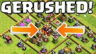 RATHAUS GERUSHED! WAS NUN? || CLASH OF CLANS || Let's Play CoC [Deutsch/German HD+]