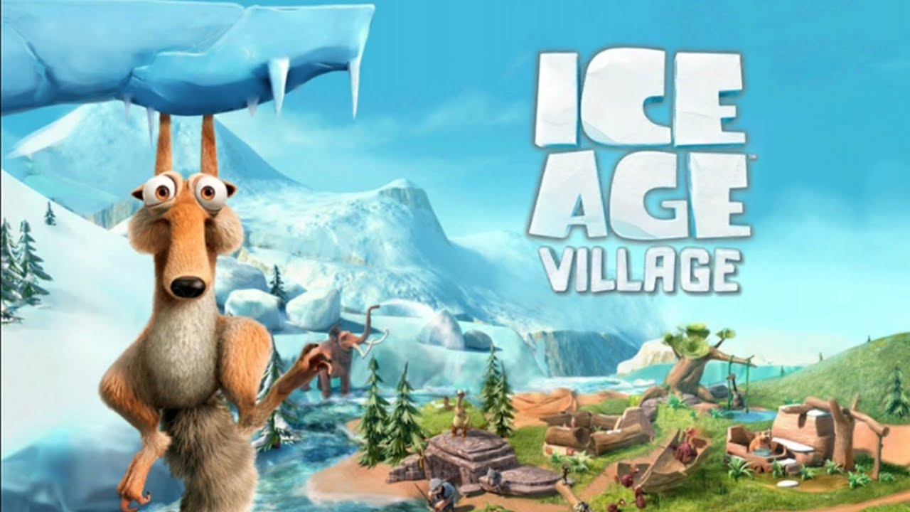 ice age village ipadiphoneipod touchandroid gameplay